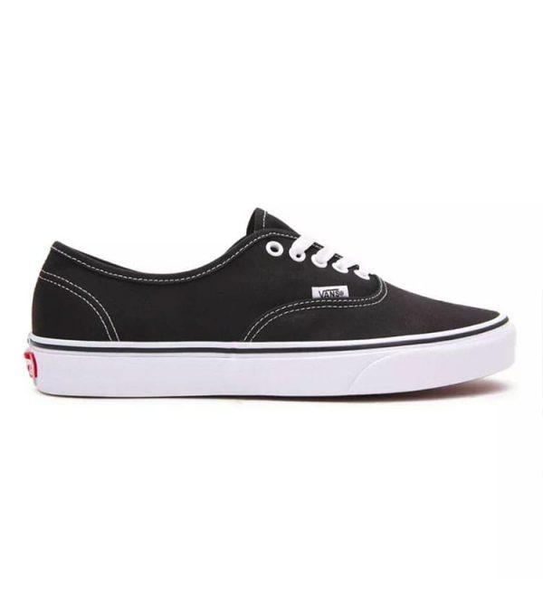 Chaussure Vans style Snearker authentic coté