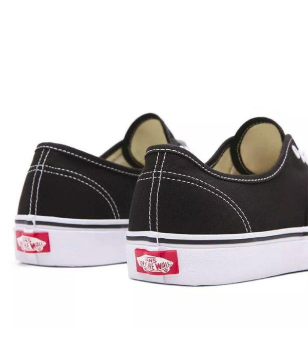 Chaussure Vans style Snearker authentic derrière