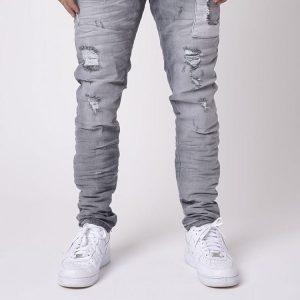 Jeans PXP projectx style dechiré ensemble