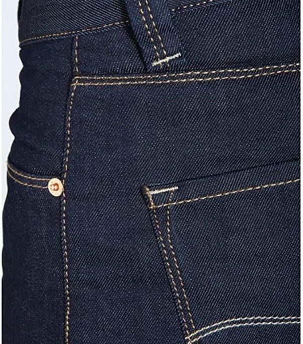 Jeans chefdeville style Straight fit profil poche