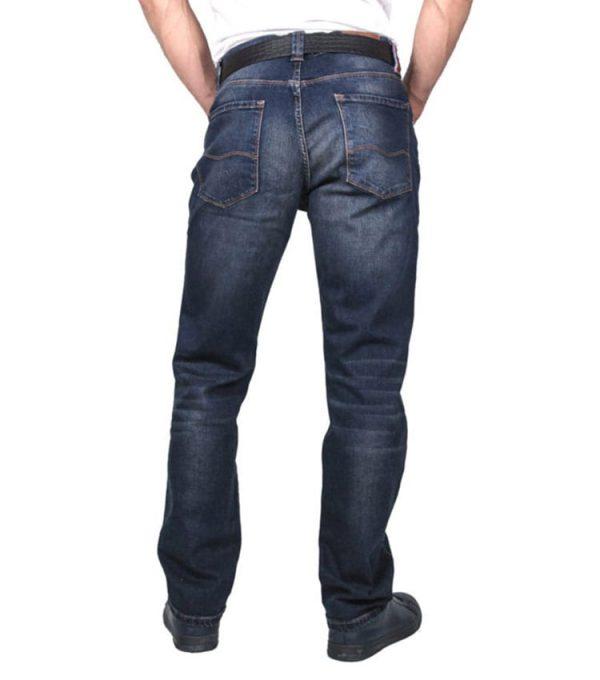 Jeans chefdeville style stretch vue coté