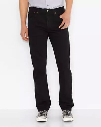 Jeans levis style droite