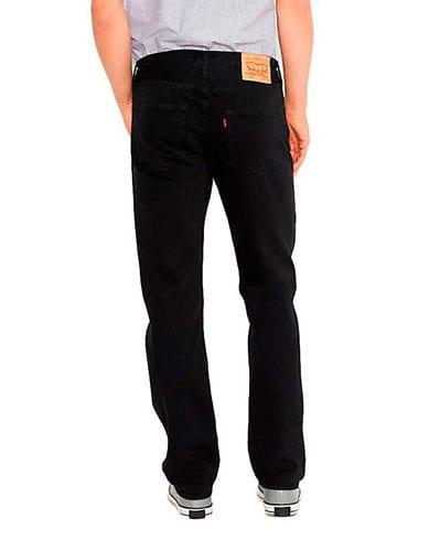 Jeans levis style droite vue arriere