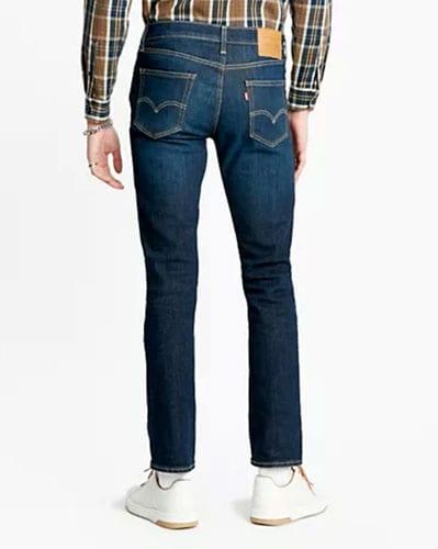 Jeans levis style slim511 vue arriere