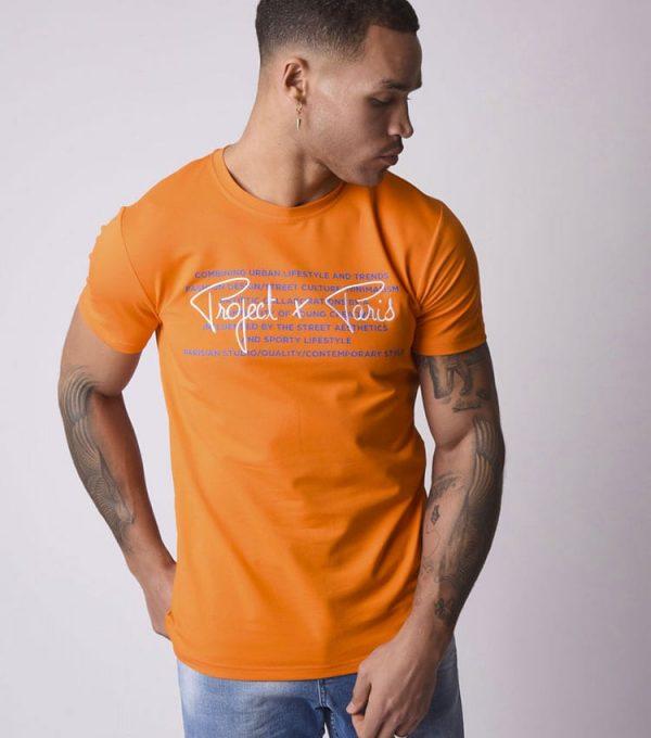 tee shirt PXP projectx style teeshirt face